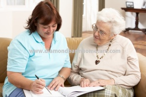 a-1 home care diamond bar in home caregivers
