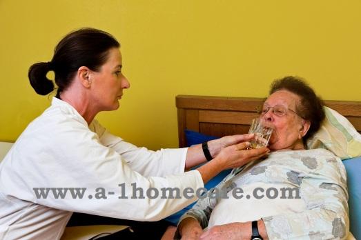 hospice care diamond bar a-1 home care